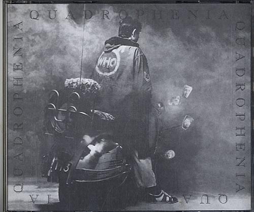 The Who Quadrophenia 2 CD album set (Double CD) UK WHO2CQU593363