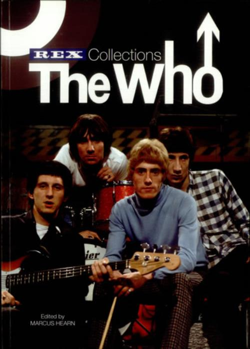 The Who Rex Collections book UK WHOBKRE535136