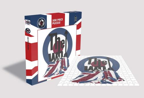 The Who The Kids Are Alright - Rock Saws 500 Jigsaw Toy UK WHOTYTH742869