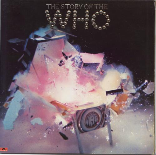 The Who The Story Of The Who - Matt 2-LP vinyl record set (Double Album) UK WHO2LTH352143