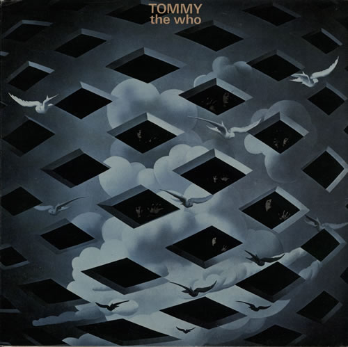 The Who Tommy - 2nd - VG 2-LP vinyl record set (Double Album) UK WHO2LTO629860