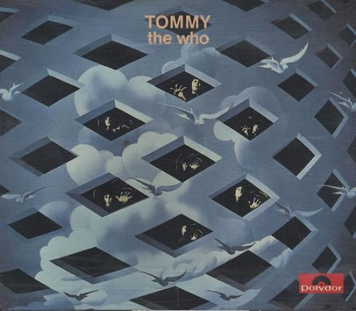 The Who Tommy 2 CD album set (Double CD) German WHO2CTO386143