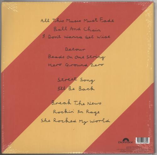 "The Who WHO - 180gm Blue & White Vinyl + Bonus 10"" - Sealed 2-LP vinyl record set (Double Album) UK WHO2LWH739969"