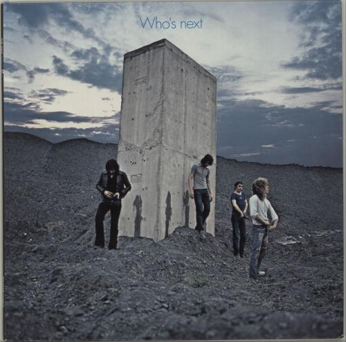 The Who Who's Next - 180gram Vinyl vinyl LP album (LP record) UK WHOLPWH678157