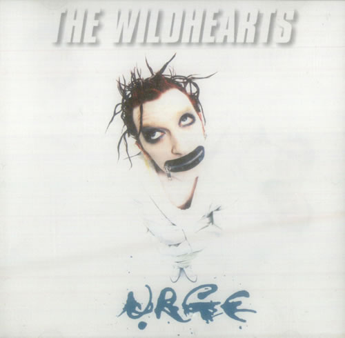 "The Wildhearts Urge - Part 2 CD single (CD5 / 5"") UK WDHC5UR95579"