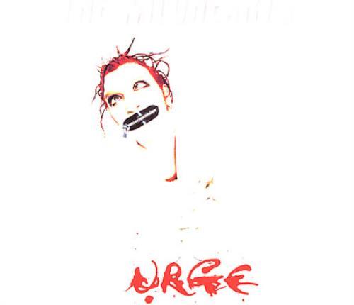 "The Wildhearts Urge 7"" vinyl single (7 inch record) UK WDH07UR95583"