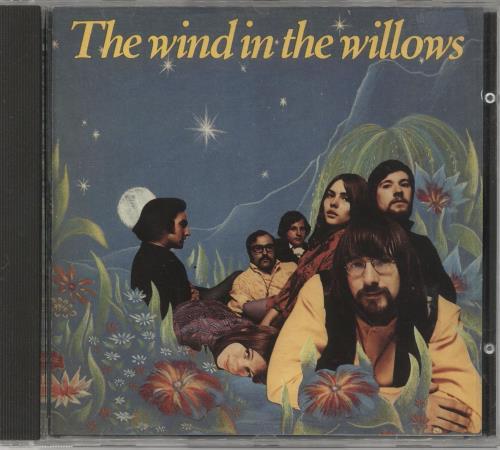 The Wind In The Willows The Wind In The Willows CD album (CDLP) French WTWCDTH724619