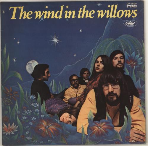 The Wind In The Willows The Wind In The Willows vinyl LP album (LP record) Japanese WTWLPTH726084