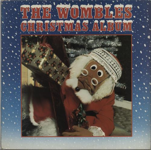 The Wombles The Wombles Christmas Album vinyl LP album (LP record) UK WMBLPTH667414