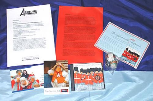 The Wombles The Wombles Collection media press kit UK WMBKITH174866