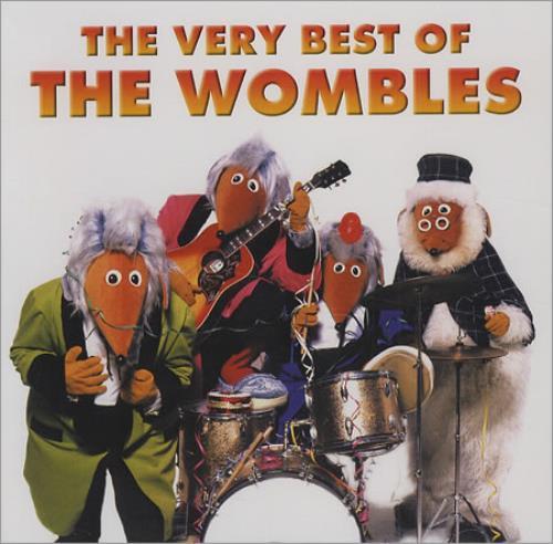 The Wombles Very Best Of CD album (CDLP) UK WMBCDVE274576
