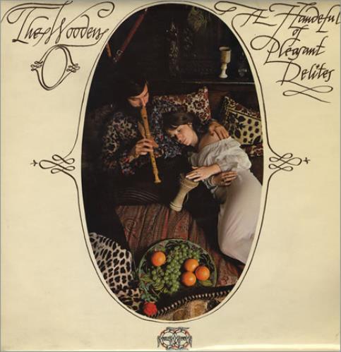 The Wooden O A Handeful Of Pleasant Delites vinyl LP album (LP record) UK WD0LPAH423814
