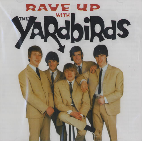 The Yardbirds Rave Up With The Yardbirds The Jeff Beck