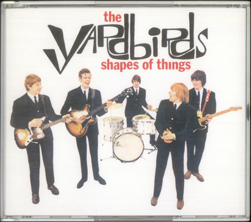 The Yardbirds Shapes Of Things Japanese Box Set 530833