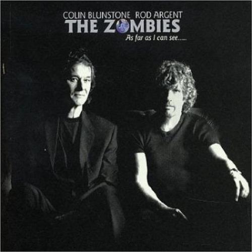 The Zombies As Far As I Can See CD album (CDLP) UK ZOMCDAS283415