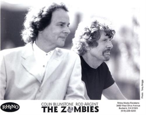 The Zombies As Far As I Can See media press pack US ZOMPPAS313225