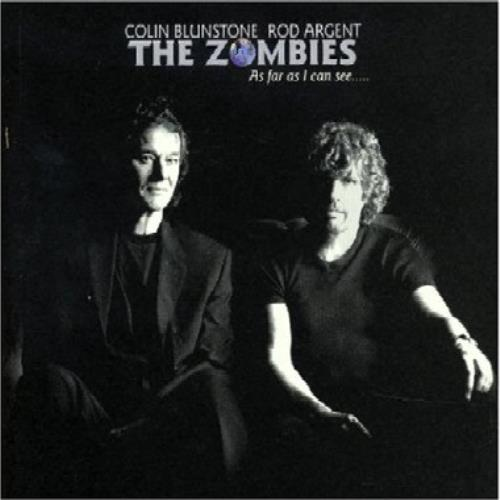 The Zombies As Far As I Can See.... CD-R acetate US ZOMCRAS300188