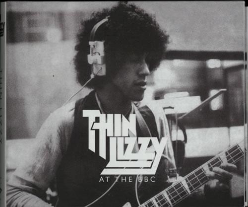 Thin Lizzy At The Bbc Uk Box Set 567518