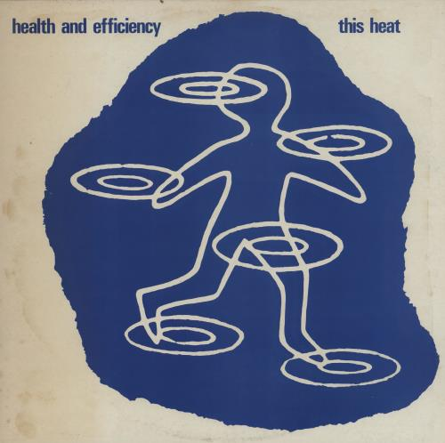 "This Heat Health And Efficiency 12"" vinyl single (12 inch record / Maxi-single) UK TH312HE305556"
