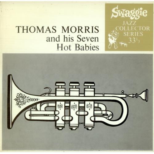 "Thomas Morris Thomas Morris And His Seven Hot Babies EP 7"" vinyl single (7 inch record) Australian 7TM07TH423418"