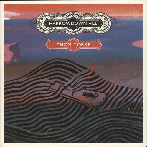 "Thom Yorke Harrowdown Hill 7"" vinyl single (7 inch record) UK UJ407HA370197"