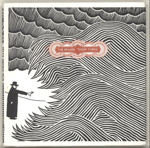 Thom Yorke The Eraser CD album (CDLP) UK UJ4CDTH696660