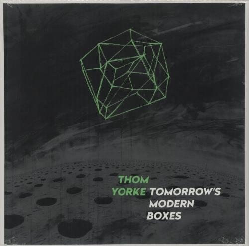 Thom Yorke Tomorrow's Modern Boxes - White Vinyl + Sealed vinyl LP album (LP record) UK UJ4LPTO686384