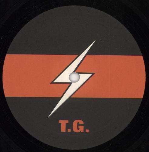 Throbbing Gristle 2nd Annual Report vinyl LP album (LP record) UK THGLPND440528