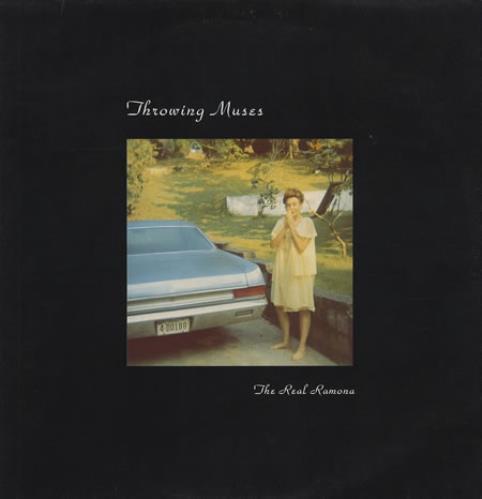 Throwing Muses The Real Ramona vinyl LP album (LP record) UK THRLPTH142630