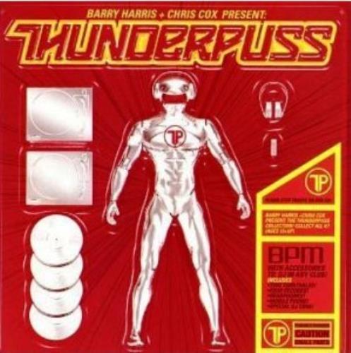 Thunderpuss Thunderpuss CD album (CDLP) US TUPCDTH220378