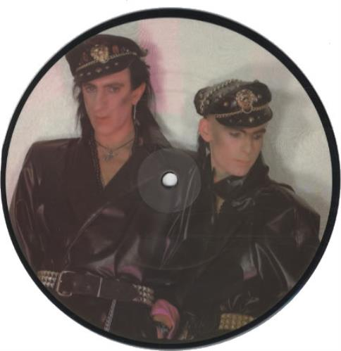 """Tik & Tok Screen Me I'm Yours 7"""" vinyl picture disc 7 inch picture disc single UK TOK7PSC340992"""