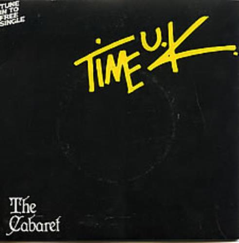 "Time UK The Cabaret - Double Pack 7"" vinyl single (7 inch record) UK TUK07TH164982"
