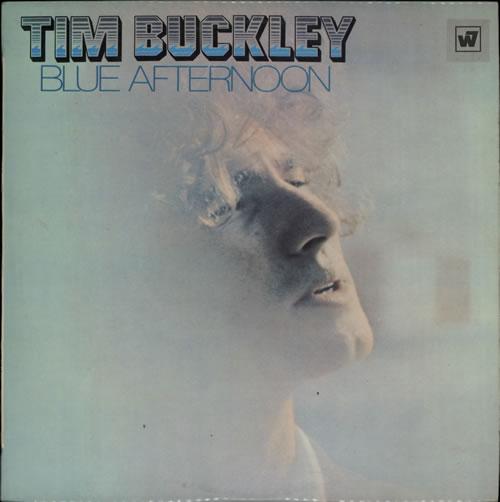Tim Buckley Blue Afternoon vinyl LP album (LP record) New Zealand TBKLPBL327720