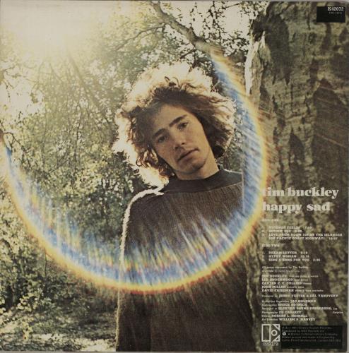Tim Buckley Happy Sad Uk Vinyl Lp Album Lp Record 650710