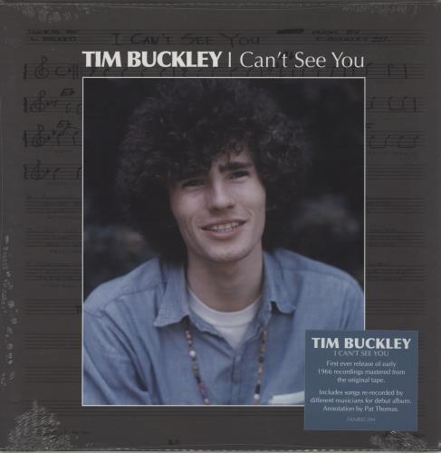"""Tim Buckley I Can't See You - Sealed 12"""" vinyl single (12 inch record / Maxi-single) UK TBK12IC752626"""