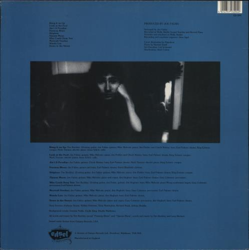 Tim Buckley Look At The Fool vinyl LP album (LP record) UK TBKLPLO767856
