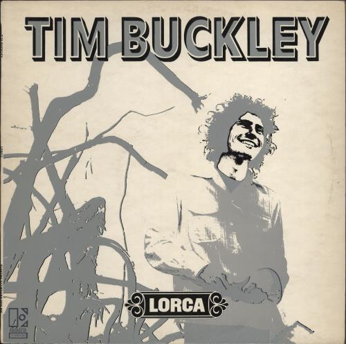 Tim Buckley Lorca - 1st vinyl LP album (LP record) UK TBKLPLO766523