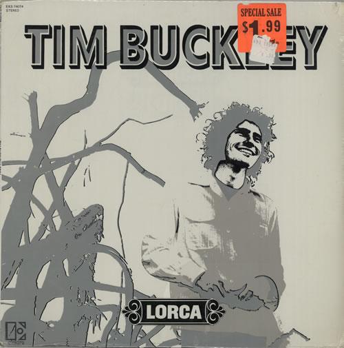 Tim Buckley Lorca - Sealed vinyl LP album (LP record) US TBKLPLO579501