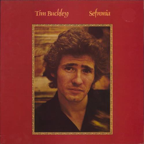 Tim Buckley Sefronia vinyl LP album (LP record) UK TBKLPSE767857