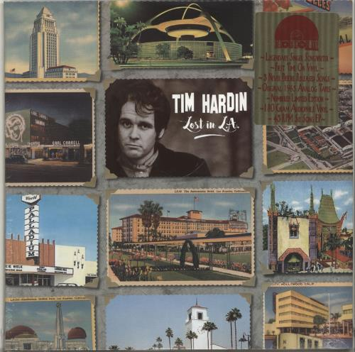 "Tim Hardin Lost In L.A. - RSD18 - 180gram Vinyl + Numbered Sleeve - Sealed 12"" vinyl single (12 inch record / Maxi-single) US HDI12LO703823"