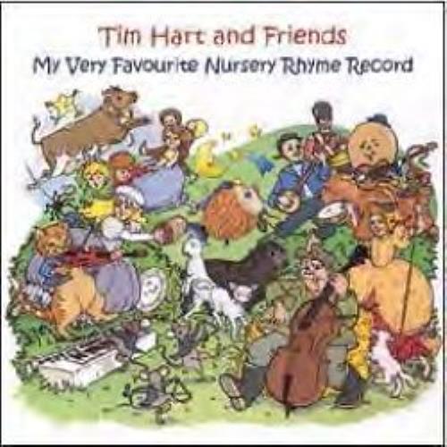 Tim Hart My Very Favourite Nursery Rhyme Record Cd Al Cdlp Uk 1thcdmy495686