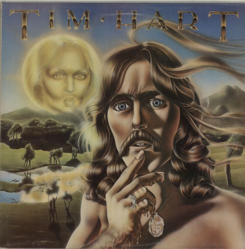 Tim Hart Tim Hart vinyl LP album (LP record) UK 1THLPTI495202
