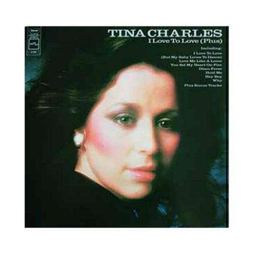 Tina Charles I Love To Love Plus Uk Cd Album Cdlp 386913