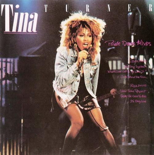 Tina Turner Private Dance Mixes Australian Cd Album Cdlp