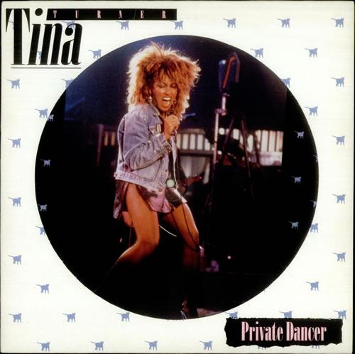 Tina Turner Private Dancer Uk Picture Disc Lp Vinyl