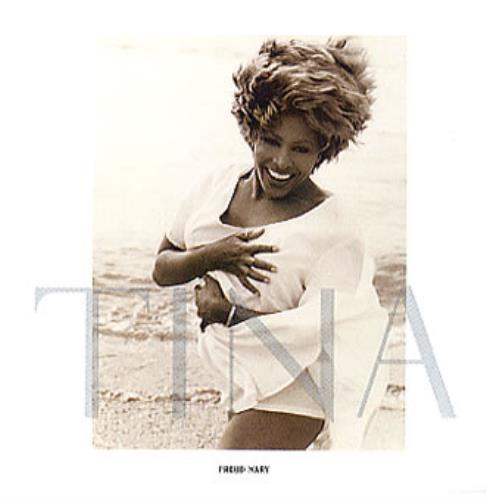 Tina Turner Proud Mary Uk Promo Cd Single Cd5 5 Quot 27488