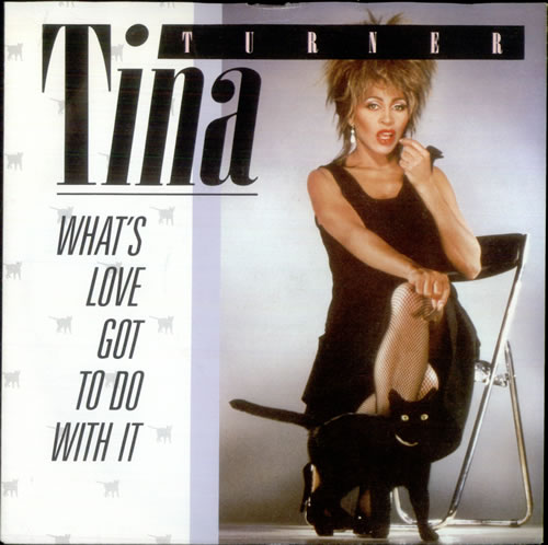Tina Turner What S Love Got To Do With It 4 Prong Uk 7