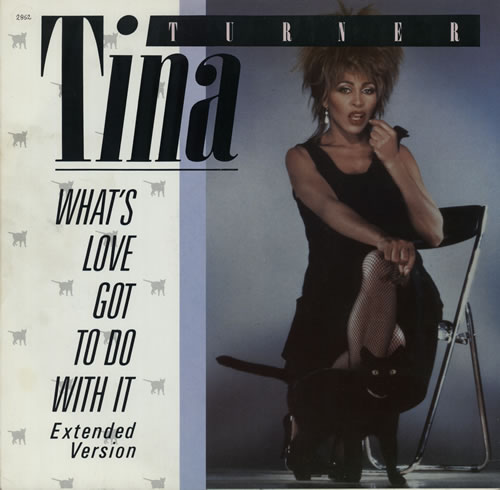 Tina Turner What S Love Got To Do With It Uk 12 Quot Vinyl