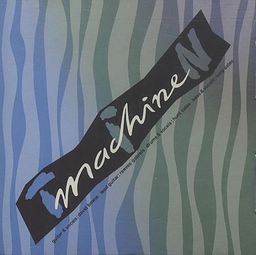 Tin Machine Tin Machine II CD album (CDLP) Japanese TINCDTI118420