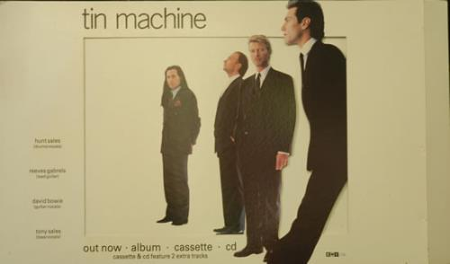 Tin Machine Tin Machine display US TINDITI630016